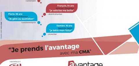 Avantage by CMA