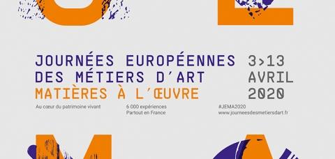 La 14e édition des Journées européennes des métiers d'art