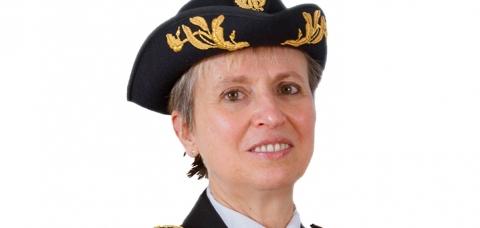 Fabienne Buccio, préfète de Nouvelle-Aquitaine.