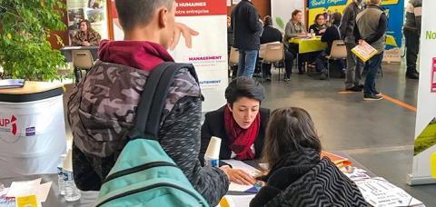 La CMA 19 présente aux forums Boost emploi à Argentat et Carrefour du handicap à Brive