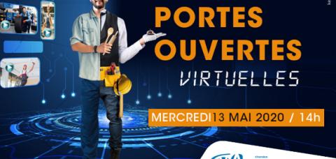 portes ouvertes live 13 mai virtuel cfa charente maritime cma17